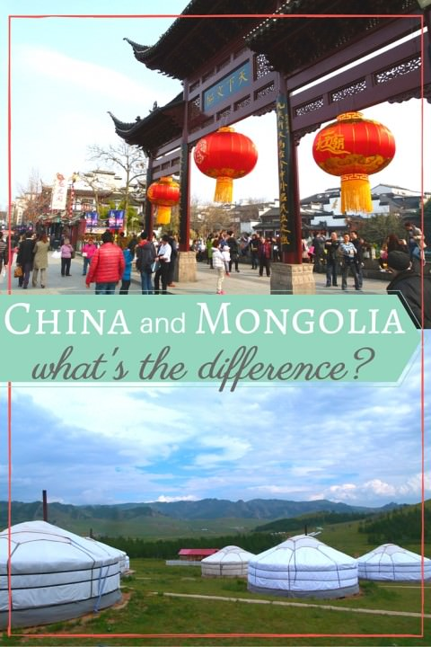 China and Mongolia- What's The Difference-!