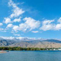 Lake Issyk-Kul: We Came, We Saw, We Had Food Poisoning