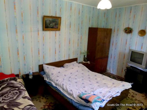 guesthouse cholpon ata