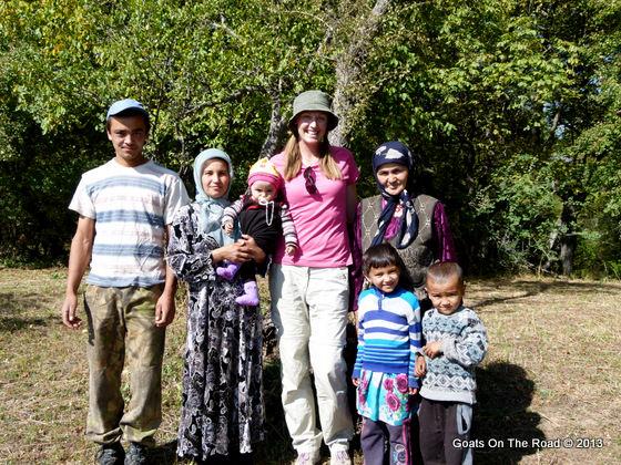 arslenbob kyrgyzstan