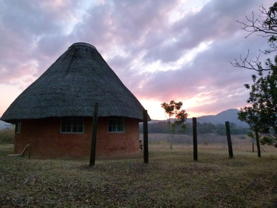 swaziland sunset