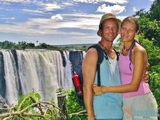 spending christmas abroad in Zimbabwe