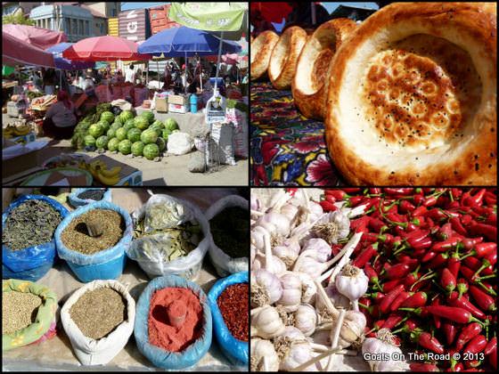 kyrgyz bazaar