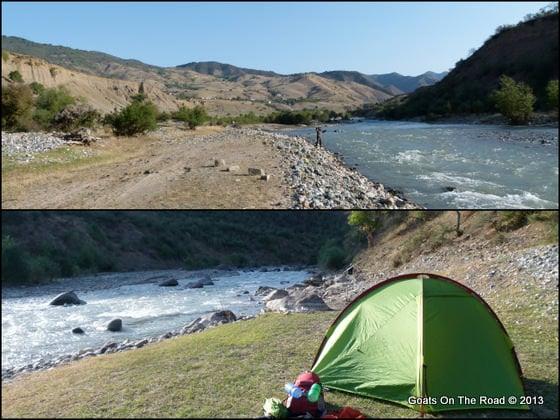 fishing trip kyrgyzstan