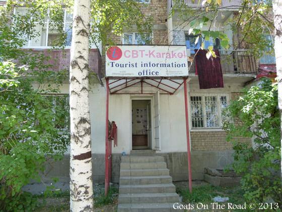 CBT Office In Karakol