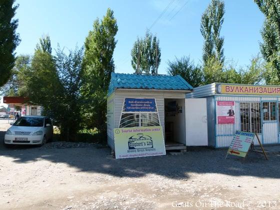Shepard's Life Office In Kochkor