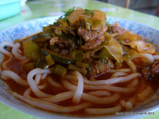 laghman soup