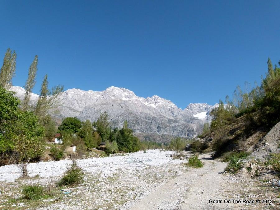 views of arslanbob