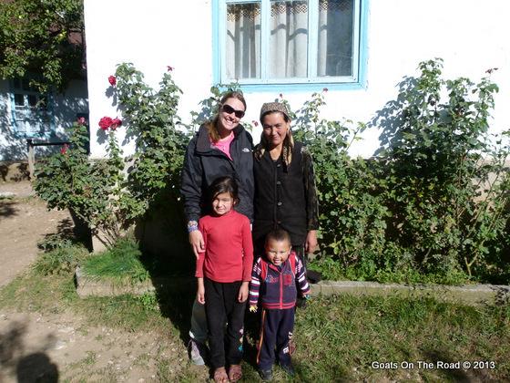 homestay kyrgyzstan