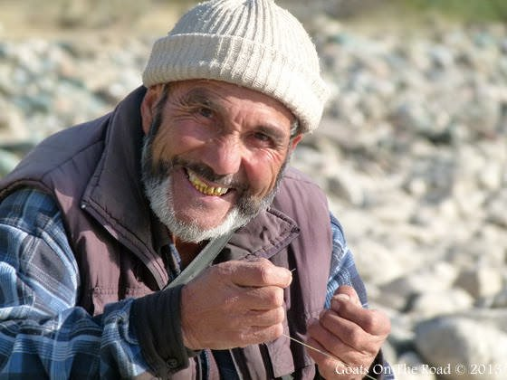 Badash, Perhaps The Most Photogenic Man In Kyrgyzstan