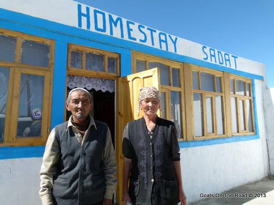 homestay in karakul