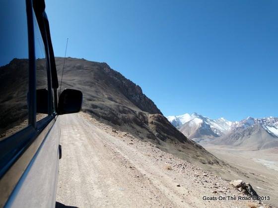 Ak-Baital Pass pamir