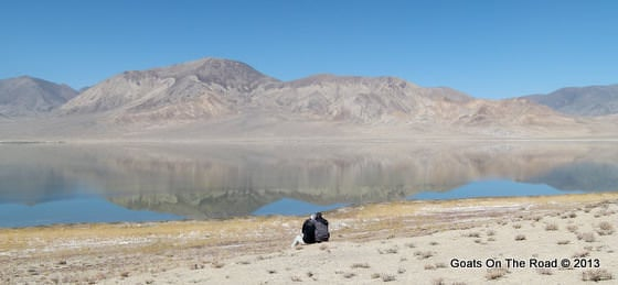 views of rang kul lake