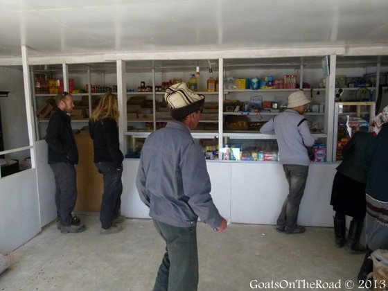 shopping for pamir highway