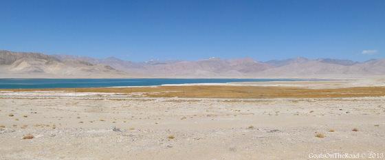 salt lake pamirs