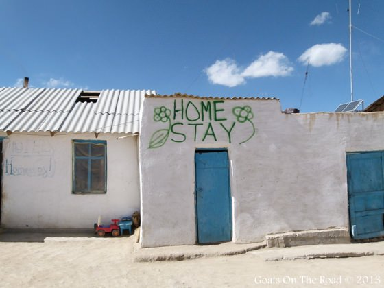 Homestay In Central Asia