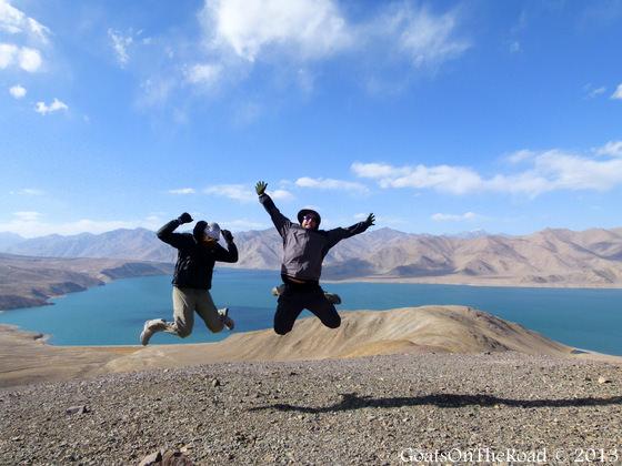 yashil kul lake