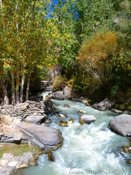 langar river