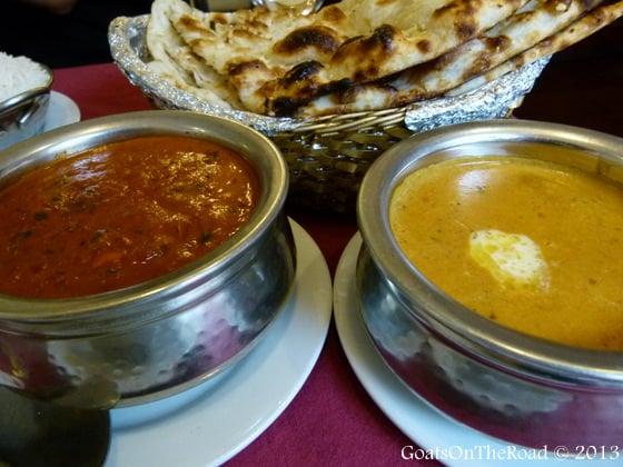 indian curry salam namaste