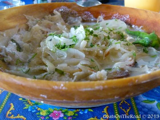 kurtob tajikistan food
