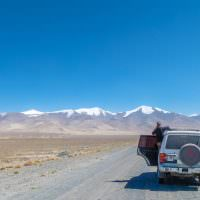travelling the pamir highway sary moghul to kara kul