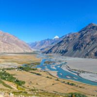 Travelling On The Pamir Highway: Naked Bathing & Free Goat – Langar to Yamchun