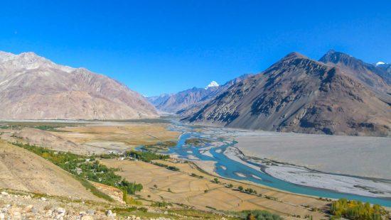 Travelling On The Pamir Highway: Naked Bathing & Free Goat – Langar to Yamchun