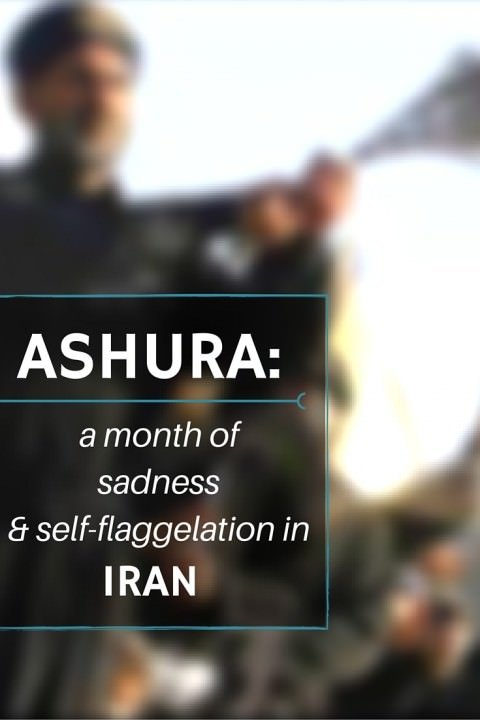 Ashura- A Month Of Sadness & Self-Flaggelation In Iran (1)
