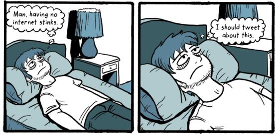 Comic By: Bruce Allen
