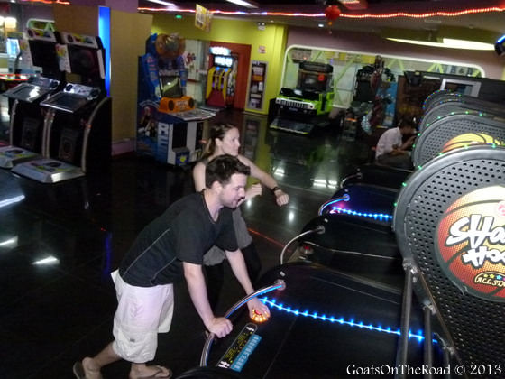 arcades in china
