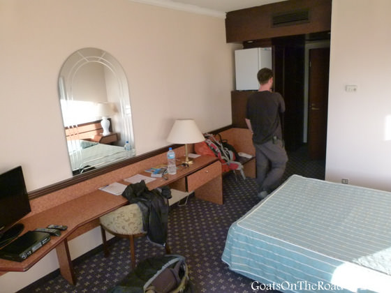 Ak Atlyn hotel room