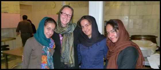 Nice Iranians