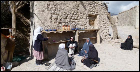 Friendly People In Iran