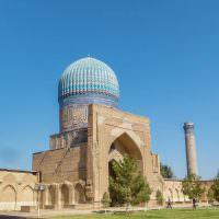 samarkhand travel in uzbekistan