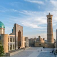 The Beautiful Buildings Of Bukhara