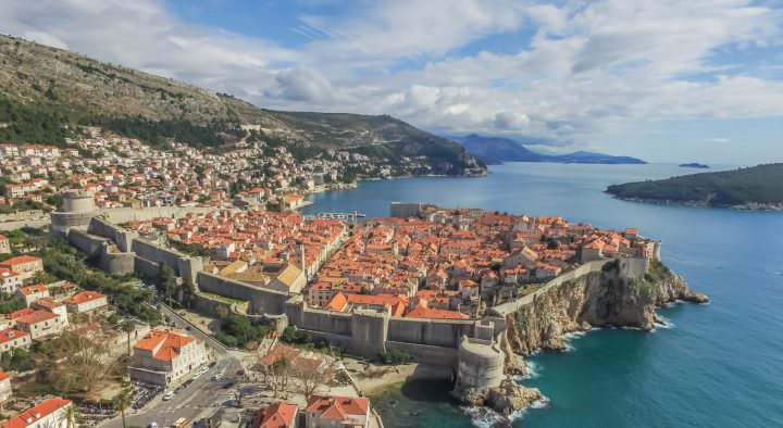 Dubrovnik Croatia Cheap European Country in Off-Season
