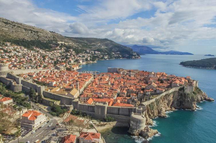 Dubrovnik Croatia Cheap European Country in Off-Season