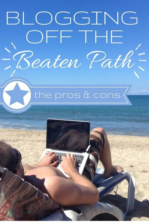 blogging off the beaten path