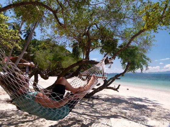 leela beach koh phangan
