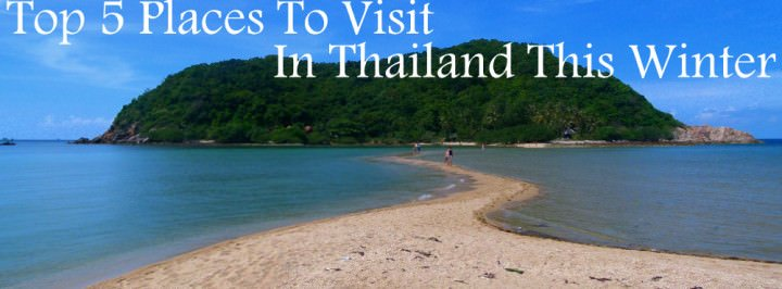 5 places to visit in thailand this winter