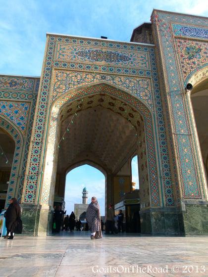 haram mashhad