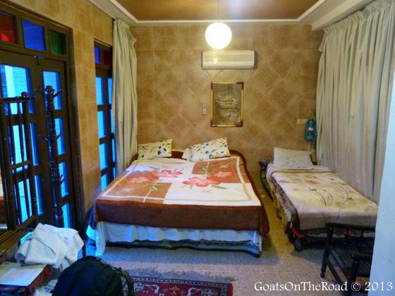 niayesh hotel shiraz