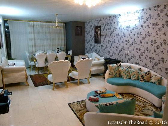 iranian apartment