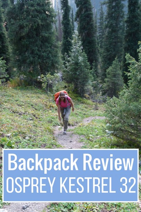 Backpack Review- Osprey Kestrel 32