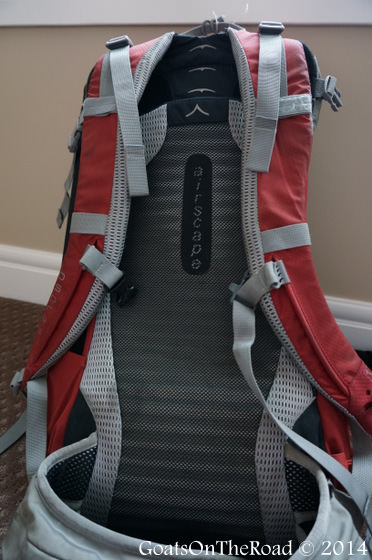 kestrel osprey backpack