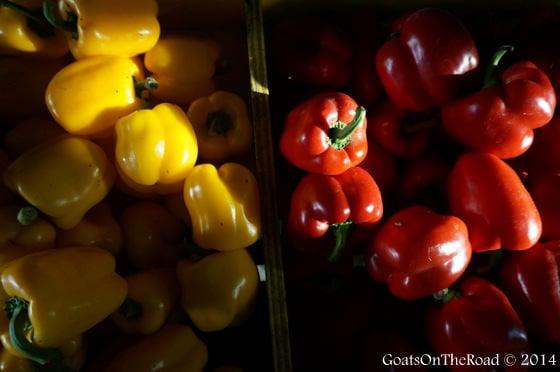 vegetable market mexico