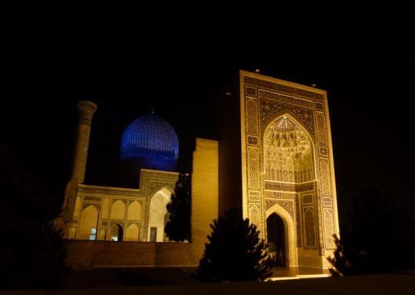samarkand mosque