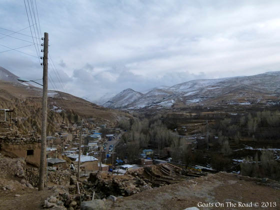 Kandovan, Iran's Capadoccia