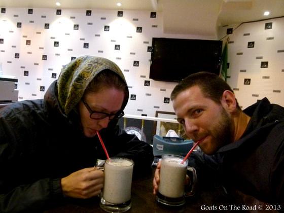 Date Milkshakes