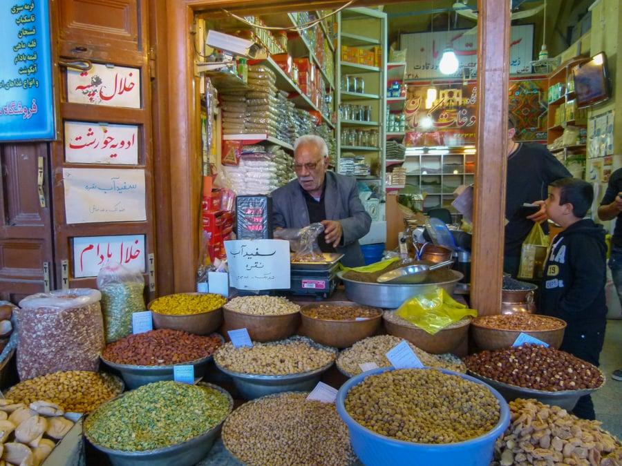 taroof in iran